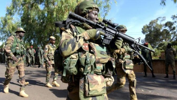 Casamance: L'armée sénégalaise dément avoir eu un accrochage avec des individus armés