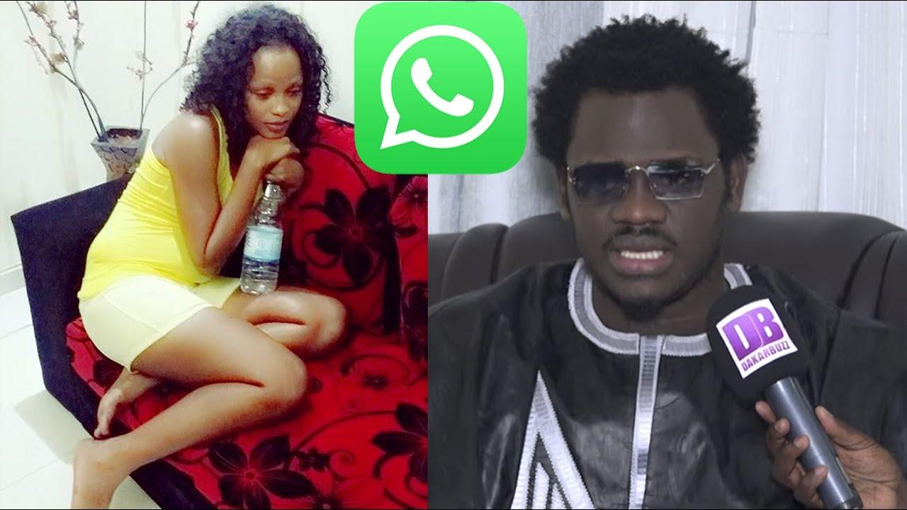 Audio fuité de Mbathio Ndiaye: Découvrez la réponse de Omaro
