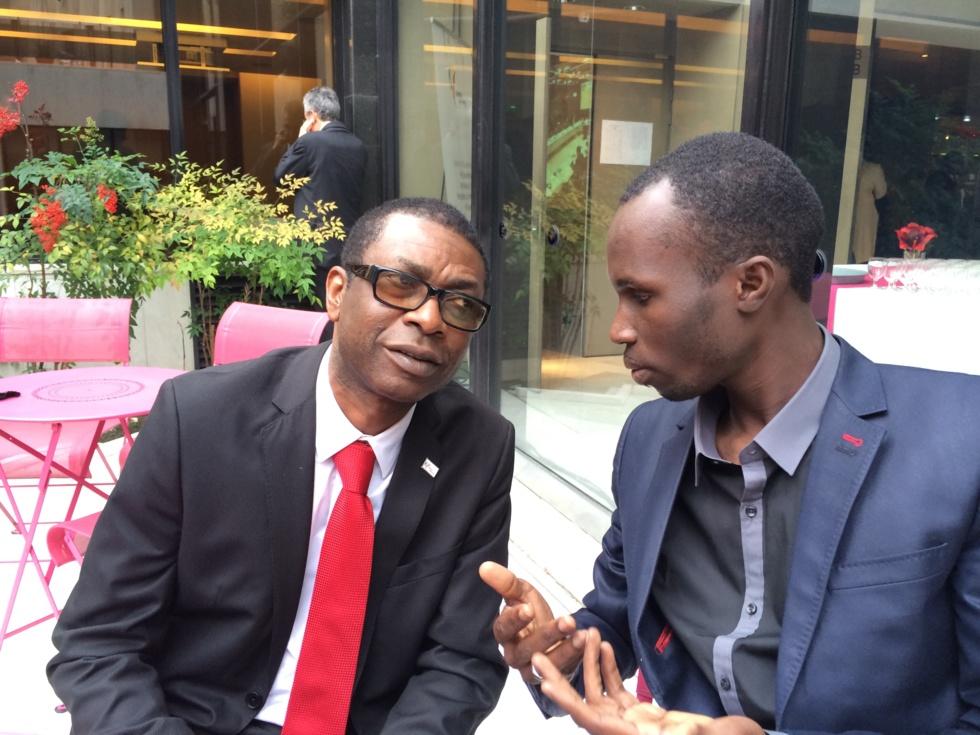 VIDEO - Youssou NDOUR présente ses condoléances au Groupe LERAL suite au décès des 3 reporters