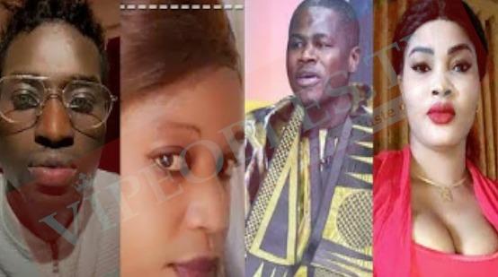 Adamo attrape enfin Adama Arlette Ka, la femme qui voulait arnaquer Serigne Ablaye Diop Khasse