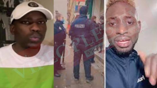 """Urgent : Adomo boss des Negri demande excuse a Kalifone et revele"""" sama yaye motakh ma bayi...'"""""""