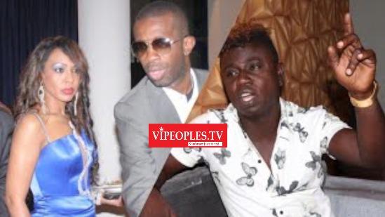 Pawlish fait encore des révélation sur une relation amoureuse entre Viviane et Bouba Ndour