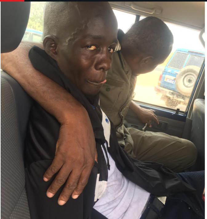 Voici quelques images de l'arrestation de Boy Djinné (Photos