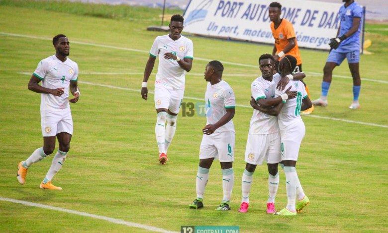 Match Amical: les Lions s'imposent 3-1 face aux zambiens