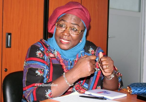 Kaolack, Adji Mergane Kanouté défie Mariama Sarr : «Je suis candidate pour donner à ma ville natale un nouveau visage»
