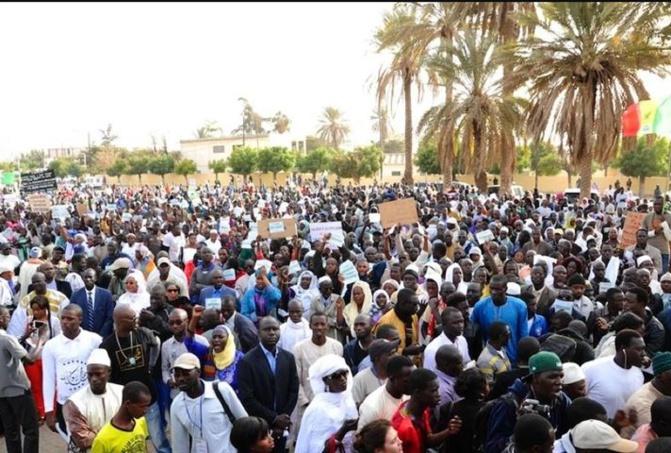 Place de l'Obélisque: Ousmane Sonko appelle à une vaste mobilisation ce vendredi