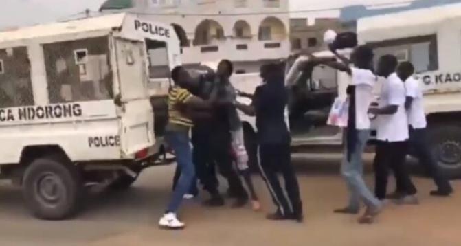 Déféré au Parquet: Le FRAPP demande la libération et sans condition de Kilifeu