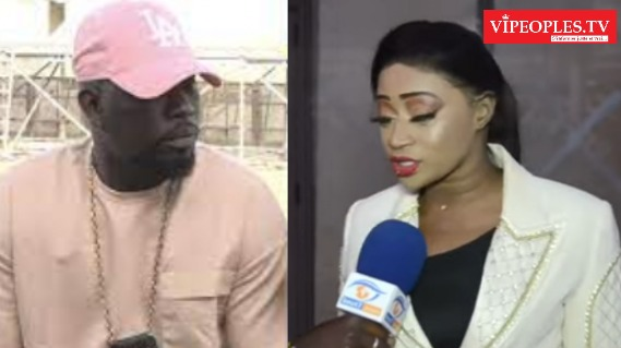 Urgent : Après le mariage de son ex Kiné Badiane l'ignore 'wakhou Hamady Badiane indi wouma fi...'