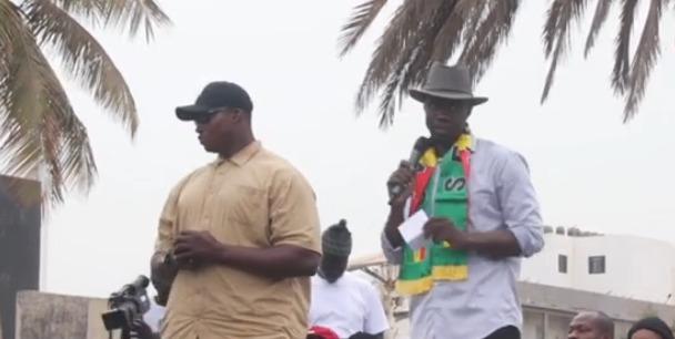 Le discours de Ousmane Sonko qui fait vibrer le Senegal ,Regardez....