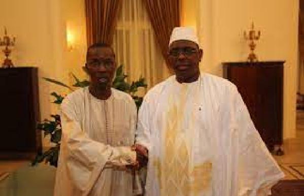 Kanel attend Macky Sall jeudi prochain: un événement qui tient à cœur Mamadou Oumar Bocoum l'organisateur