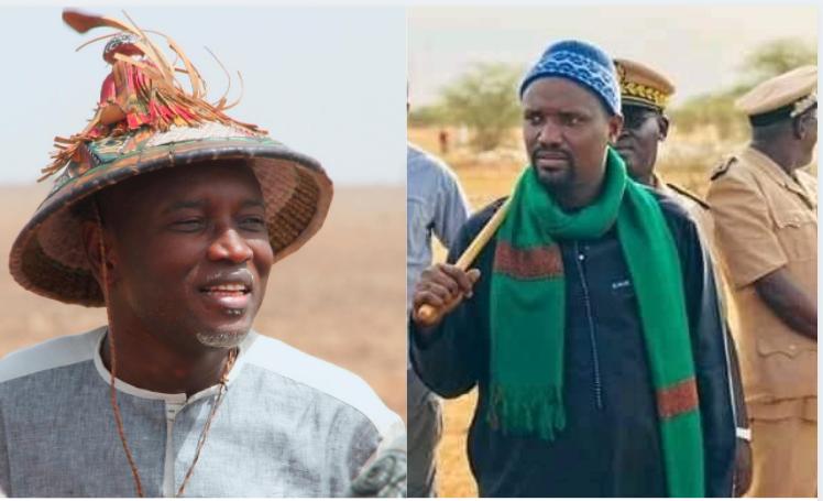 Macky Sall au Djoloff : Aly Ngouille et Samba Ndiobène Ka, l'accueil dispersé…