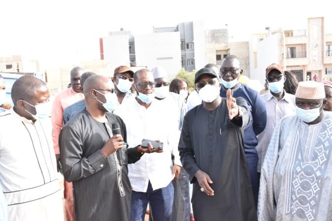 Sangalkam : Les cités nouvellement rattachées à la commune adhèrent massivement à la vision de Oumar Gueye.