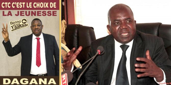 Conquête de la Mairie de Dagana: Cheikh Ahmed Tidiane Cissé, plébiscité talonne Oumar Sarr dans le Walo