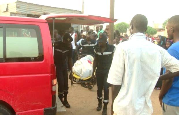 Découverte macabre: Un corps sans vie, retrouvé au Centre Commercial de Sandaga