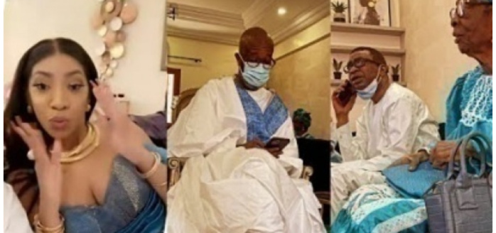 Tabaski 2021: Découvrez l'ambiance chez Youssou Ndour