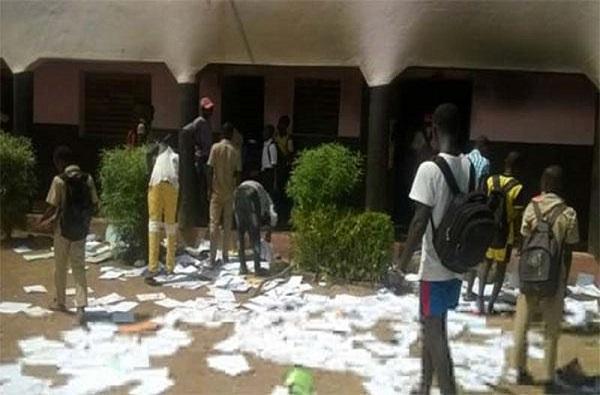 Violences sur les enseignants : Une école prise en otage, selon le docteur en géographie Mamadou Khouma,