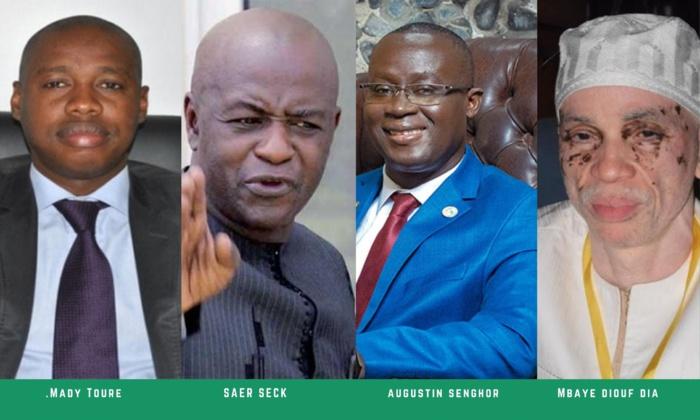 Après Mbaye Diouf Dia et Saër Seck, Mady Touré vote Me Augustin Senghor