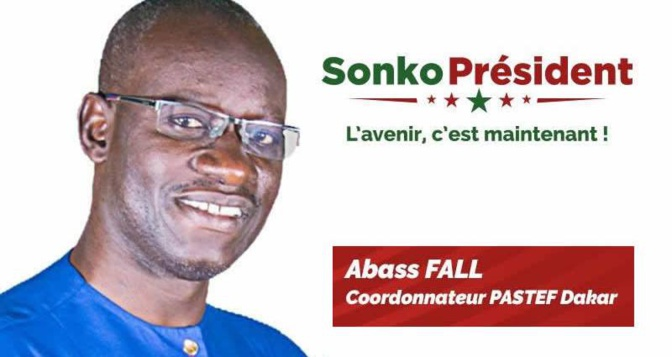 """Locales 2022: """"Macky reste dans le Njucc-Njacc. Il ne sait faire que ça…"""", Abass Fall, Pastef"""