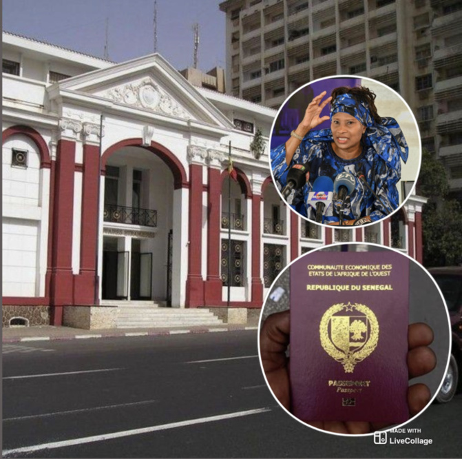 Renouvellement des passeports au Japon: Moïse Sarr réagit