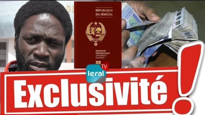 Escroquerie au visa, faux passeport diplomatique au cœur du mouvement y'En A marre ,