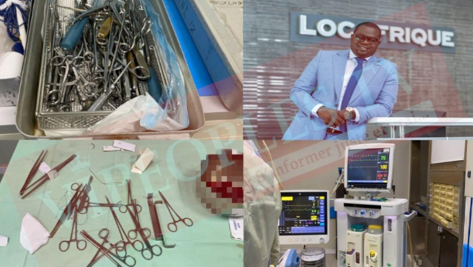 OFFRE DE SOINS CHIRURGICAUX GRATUITS : LOCAFRIQUE ET LE Dr MICHAEL K. OBENG AU CHEVET DES POPULATIONS DEFAVORISÉES