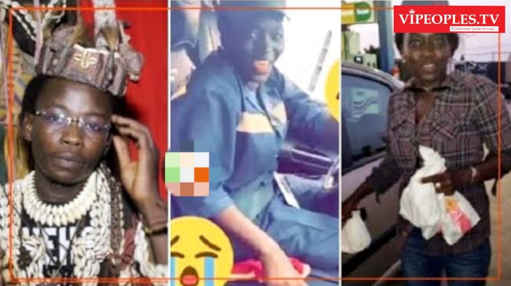 Urgent voici le vrai visage du meurtrier de la dame lobé Ndiaye : Hamidou Sidibé marabout malien