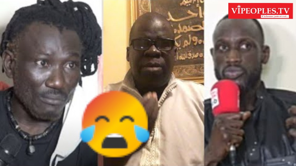 Accusation de Baye fall WIRI WIRI sur Sa Nékh...Sa Ndiogou a Sa Nékh defa wara...