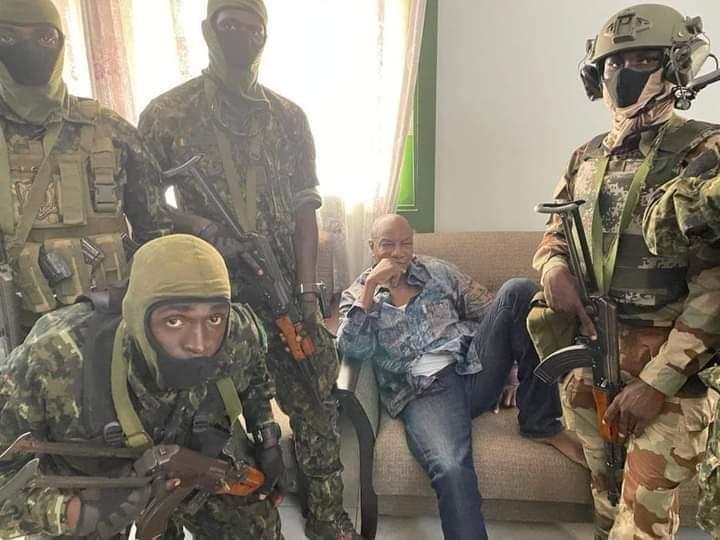 Guinée-Coups de feu en centre-ville et près du Palais présidentiel : la réaction du Ministère de la Défense Nationale