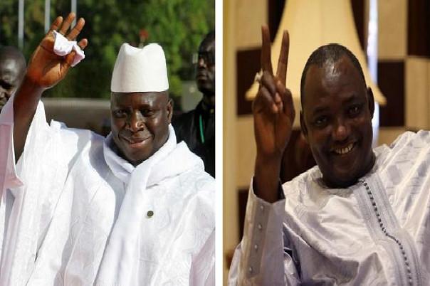 Présidentielle en Gambie : Incroyable alliance entre le parti de l'ex-dictateur Jammeh et celui d'Adama Barrow