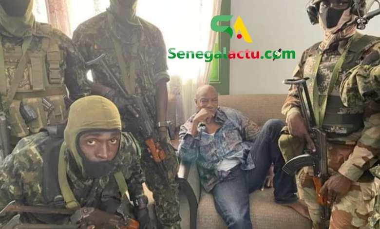 Putsch en Guinée : Arrêté en peignoir, Alpha Condé avait 20 milliards dans ses coffres