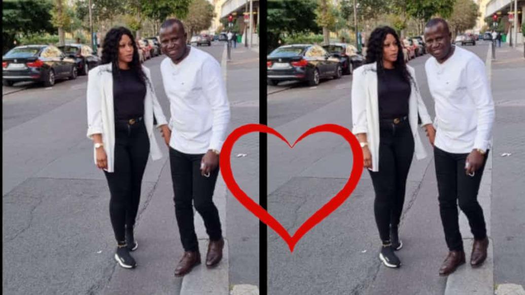 URGENT: Aida Samb s'envole en lune de miel à Paris avec son mari Abasse