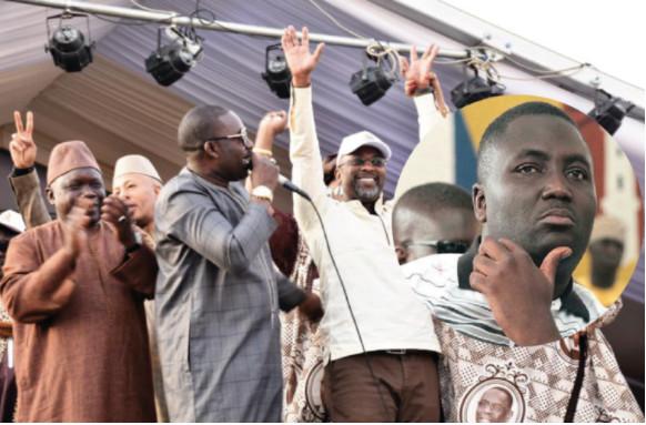 Elections locales: Duel à mort entre Bamba Fall et Cheikh Bâ