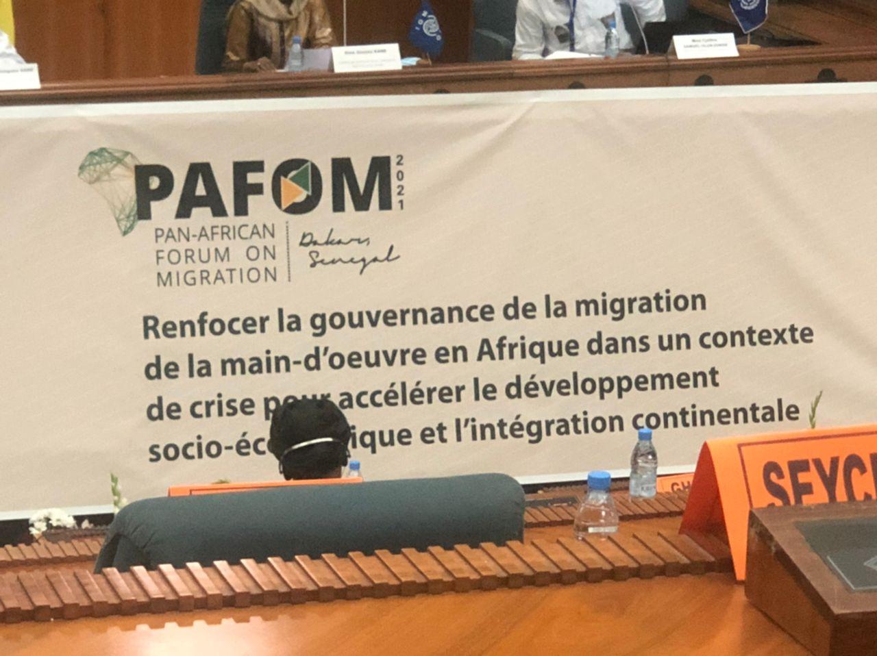 Forum sur la Migration: L'Afrique à la recherche de solutions pour accélérer le développement socio-économique et...