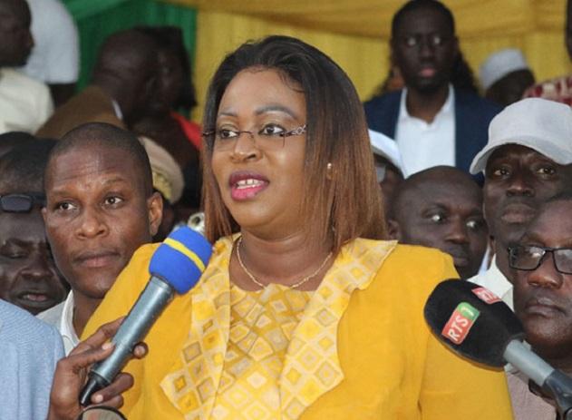 Locales à Golf Sud : Face à Lat Diop et d'autres prétendants, Néné Fatoumata Tall réclame des primaires