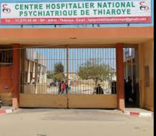 Hôpital psychiatrique de Thiaroye: Ousseynou Wade diagnostique les maux et exige des autorités étatiques, plus de considération