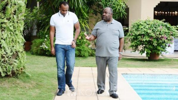 Gabon : Ali Bongo vire son fils de la présidence