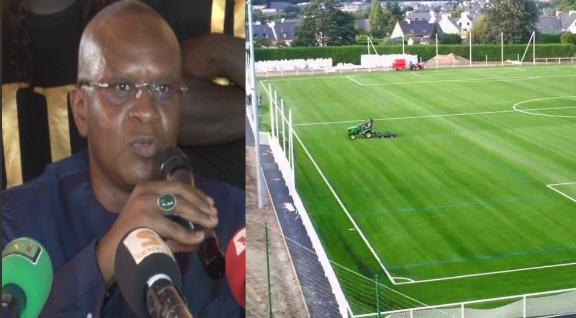 Urgent après 1 million pour chaque ASC Lat Diop prêt pour GFC et refectionné des Stades à Golf Sud
