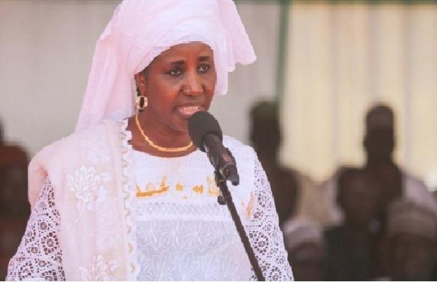Erection de centres de santé, assainissement de Kaolack... : Mariama Sarr ne tarit pas d'éloges sur le DG de L'AGETIP El Hadji Gaye