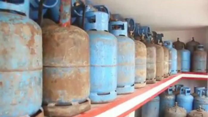Vol au préjudice de Touba gaz: Diokel a chipé 240 bonbonnes de gaz