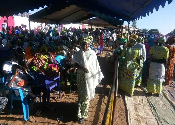 Ndiaganiao : une 2ème vague de ralliement des partisans de Sonko vers L'APR enregistrée