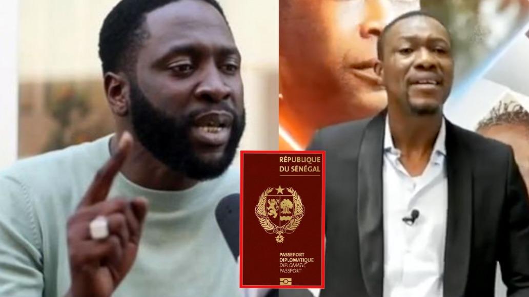TANGE Trafic de visas comment Kilife Y'en à marre à menti aux Sénégalais sur son point de presse