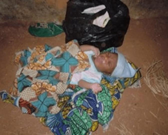 Djeddah Thiatoye Kao: Le corps d'un nouveau-né retrouvé au milieu des ordures
