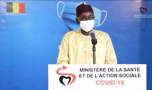 Covid-19: Le Sénégal enregistre 1 décès supplémentaire, 24 nouvelles contaminations et 11 patients en Réa