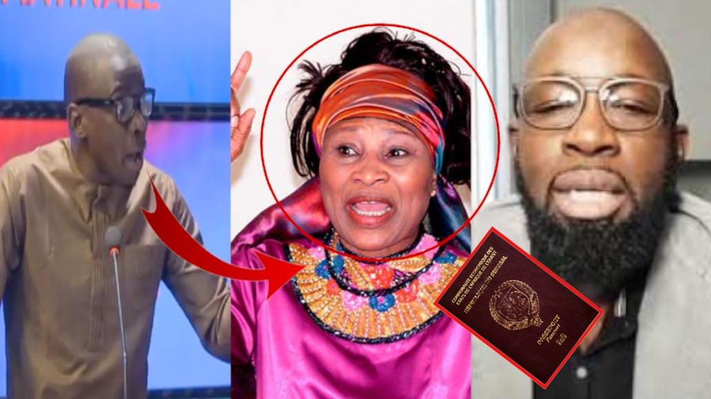 Trafic de passeport diplomatique des révélations sur le ministre des affaires étrangéres au debat
