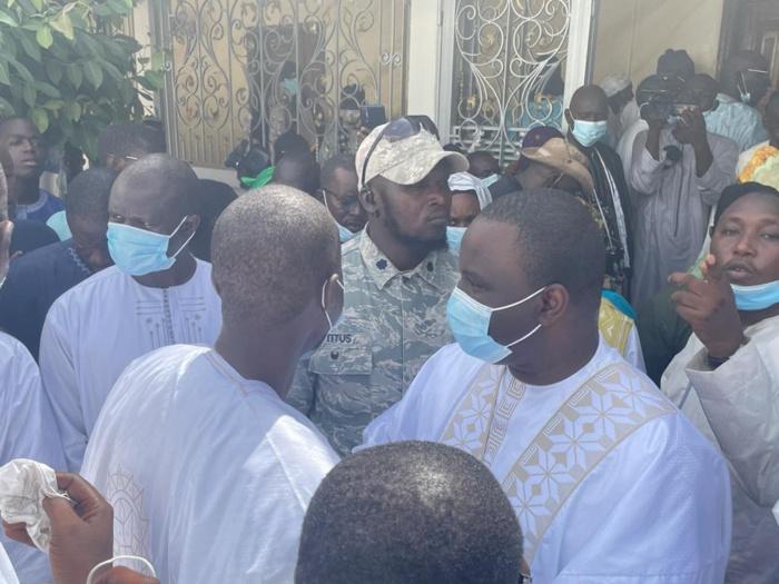 """Touba: Serigne Mountakha à la délégation de YAW: """"Je vous dois une dette..."""""""