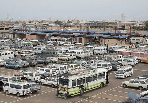Sensibilisation sur le transport des pèlerins durant le Magal : Les chauffeurs de «Baux Maraîchers» à bord du bus de la tutelle