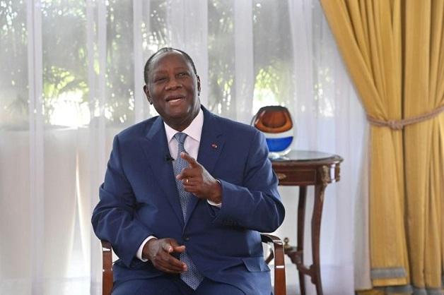 Retour des coups d'état en zone CEDEAO : « une mauvaise gouvernance peut entraîner l'intervention des militaires », explique Ouattara