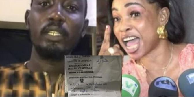 Suite à la plainte de Fatoumata Ndiaye: Baye Niasse à la DIC