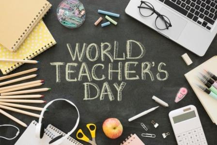 La journée mondiale des enseignants : les enseignants au cœur de la relance de l'éducation