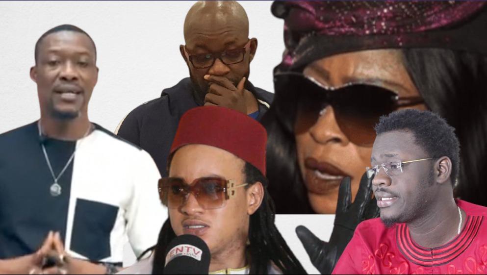 JOURNAL PEOPLE:URGENT: Kounkandé traite Omaro de g0rdjieune, Coura Macky descend l'épouse du voleur Tounkara